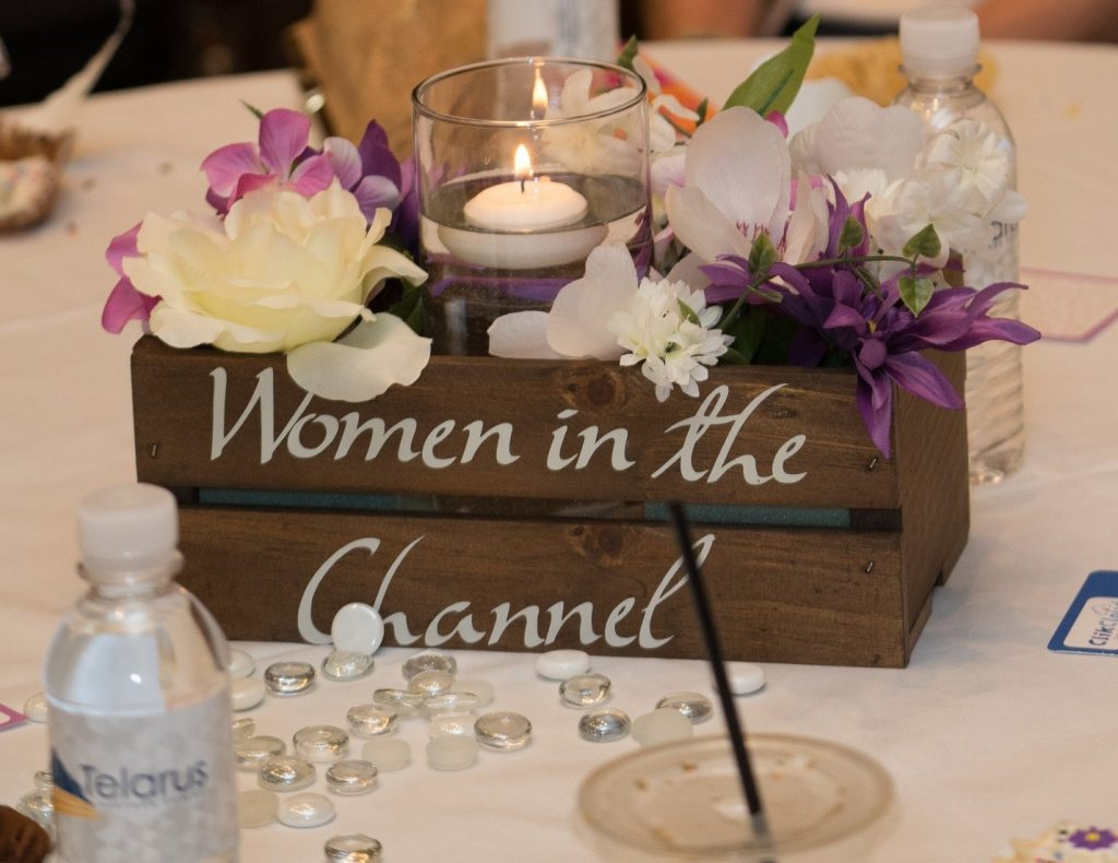 Women in the Channel Telarus Event Table