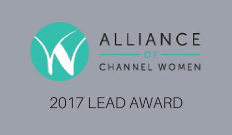 Meet 2017 Alliance of Channel Women LEAD Award Winner Tina Smith