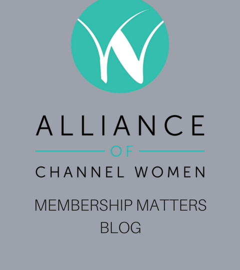 Why Alliance of Channel Women Membership Matters to Marissa Bybee