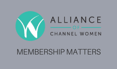 Why Alliance of Channel Women Membership Matters to Deb Ward