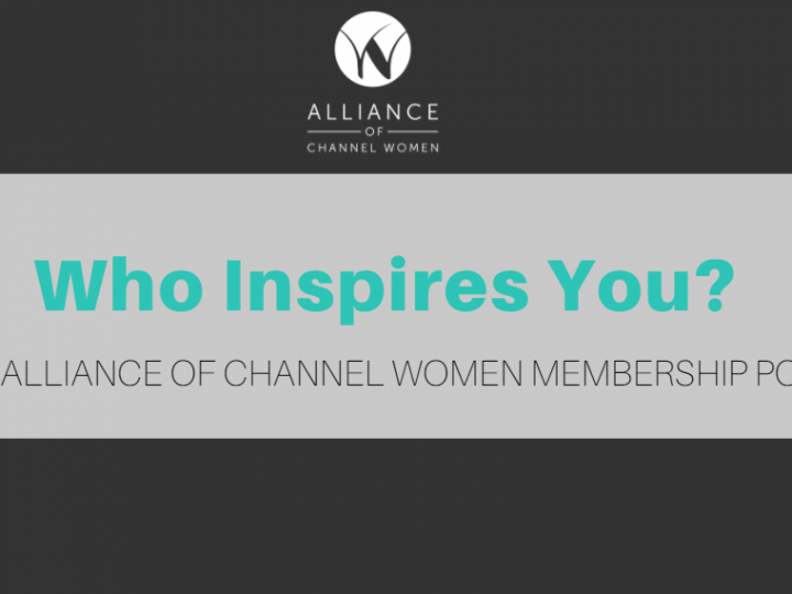 Who Inspires You? A Member Poll