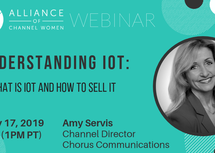 Understanding IoT: What is IoT and How To Sell It – January 17 Conference Call