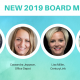 New ACW 2019 Board Members