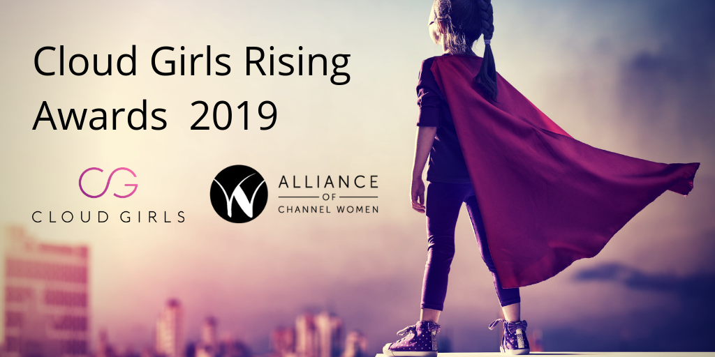 Cloud Girls Rising Awards Winners to Be Announced April 11 at Channel Partners Conference & Expo