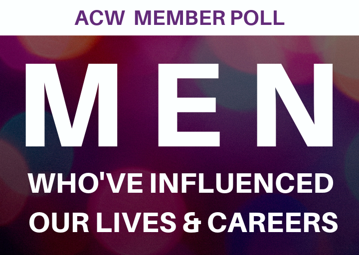 Member Poll: Father Figures Who've Influenced Your Life or Career?