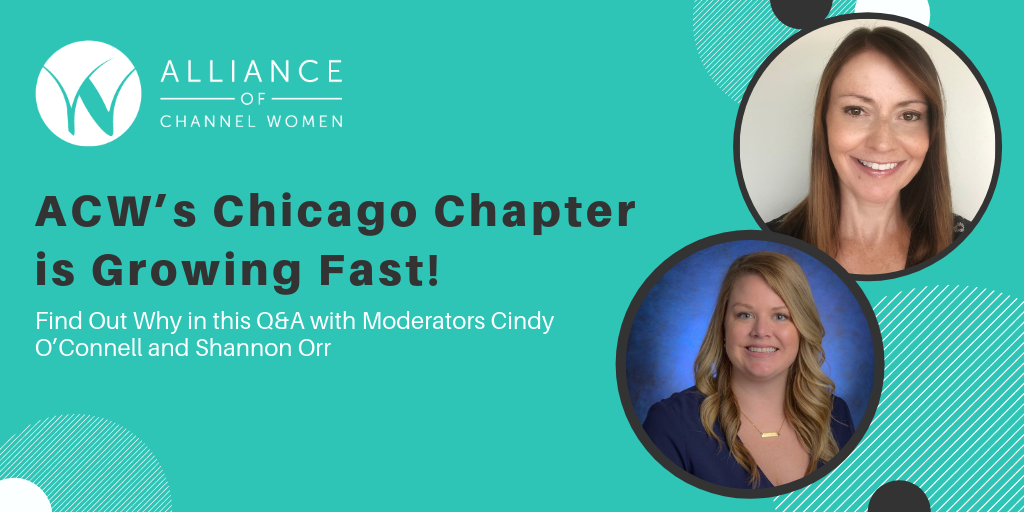 ACW's Chicago Chapter is Growing Fast!