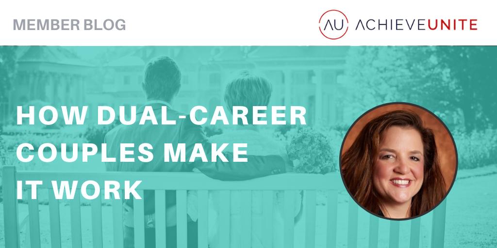 How Dual-Career Couples Make It Work