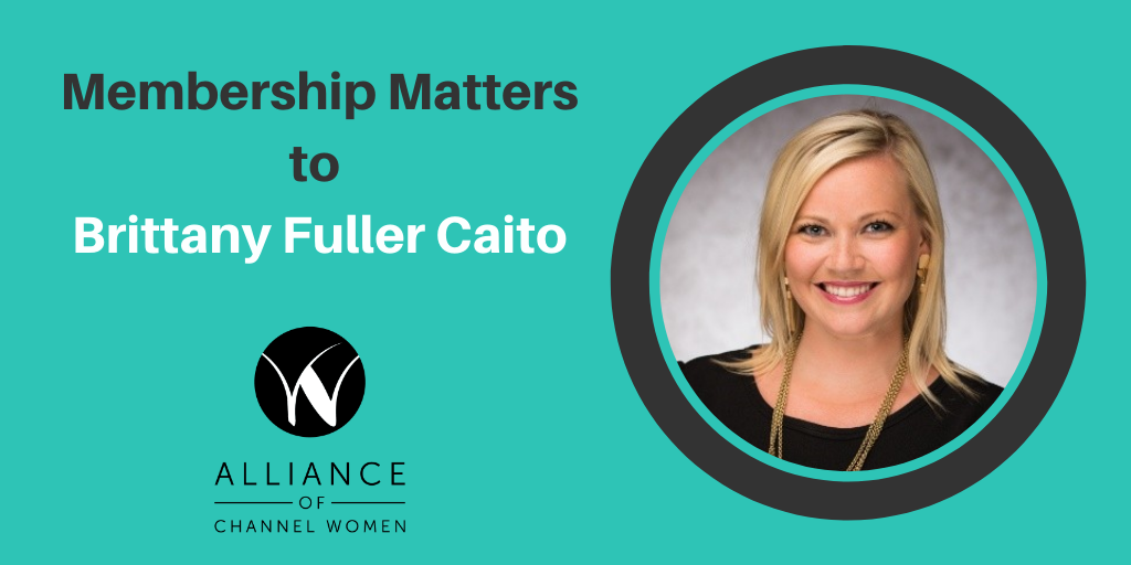 Why Membership Matters to Brittany Fuller Caito