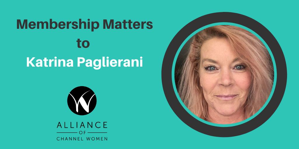 Why Membership Matters to Katrina Paglierani