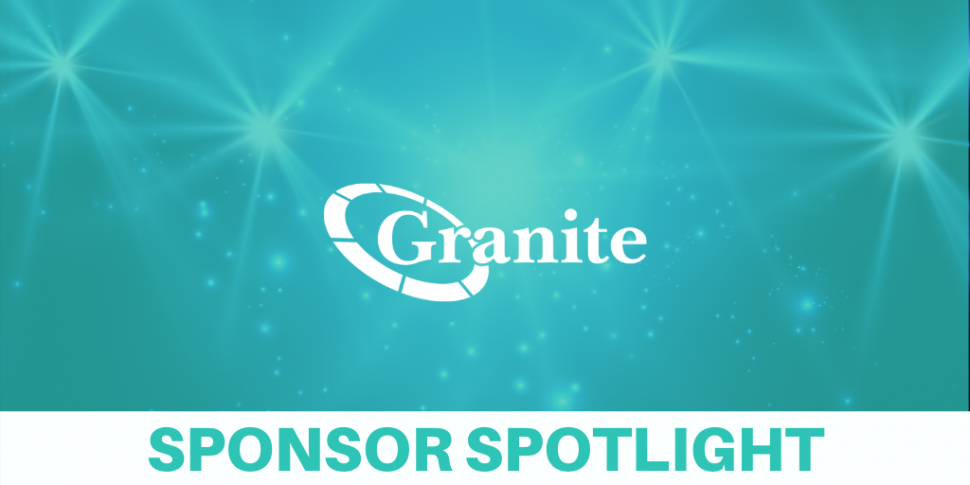Sponsor Spotlight: Granite