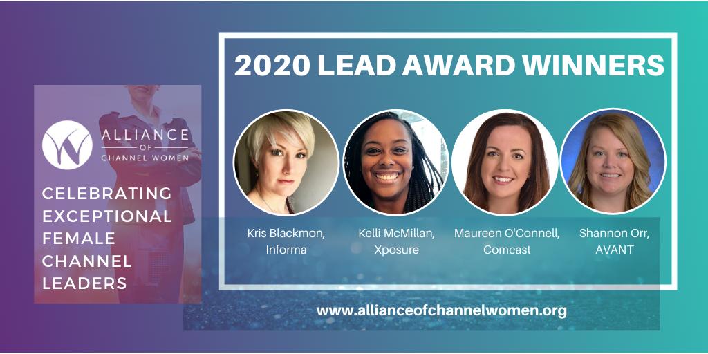 Alliance of Channel Women Announces Winners of 2020 LEAD Awards