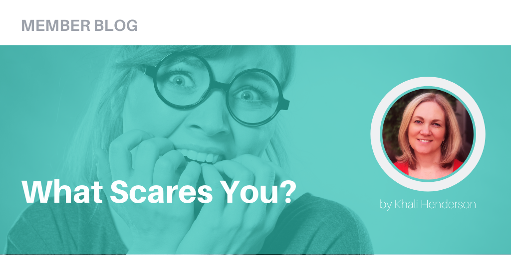 What Scares You? Image