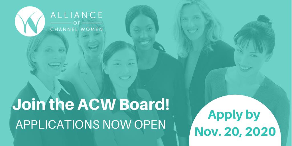 2021 ACW Board Applications