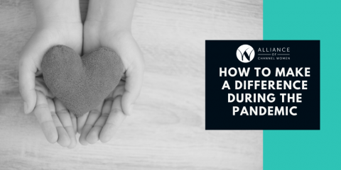 How to Make a Difference During the Pandemic