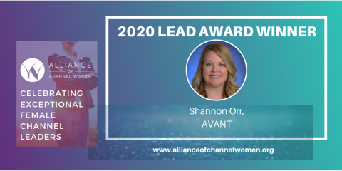 Meet 2020 LEAD Award Winner Shannon Orr