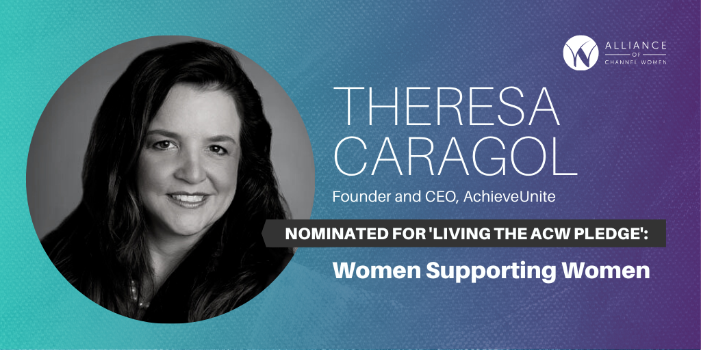 Living the Pledge Theresa Caragol