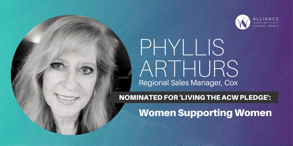 Living the Pledge Phyllis Arthurs