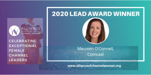 LEAD Awards Winner Maureen O'Connell
