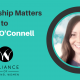 Membership Matters Cindy O'Connell
