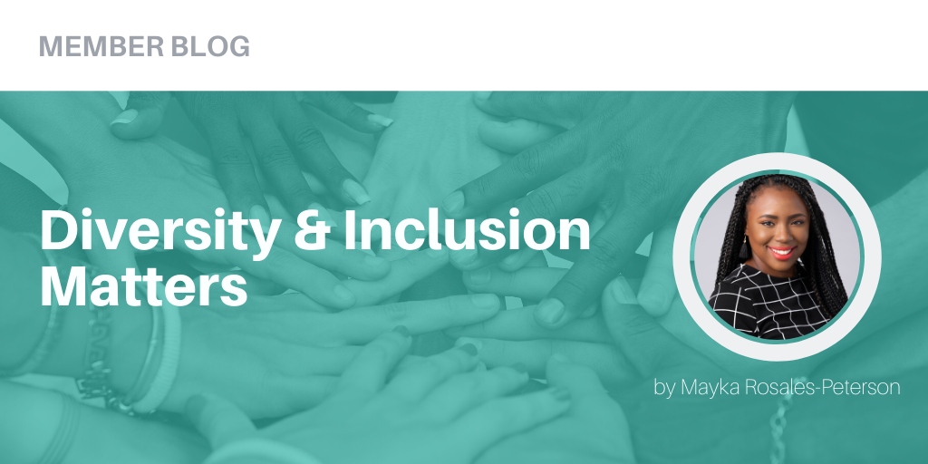Diversity and Inclusion Matters
