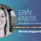 Erin Knese is Living the ACW Pledge
