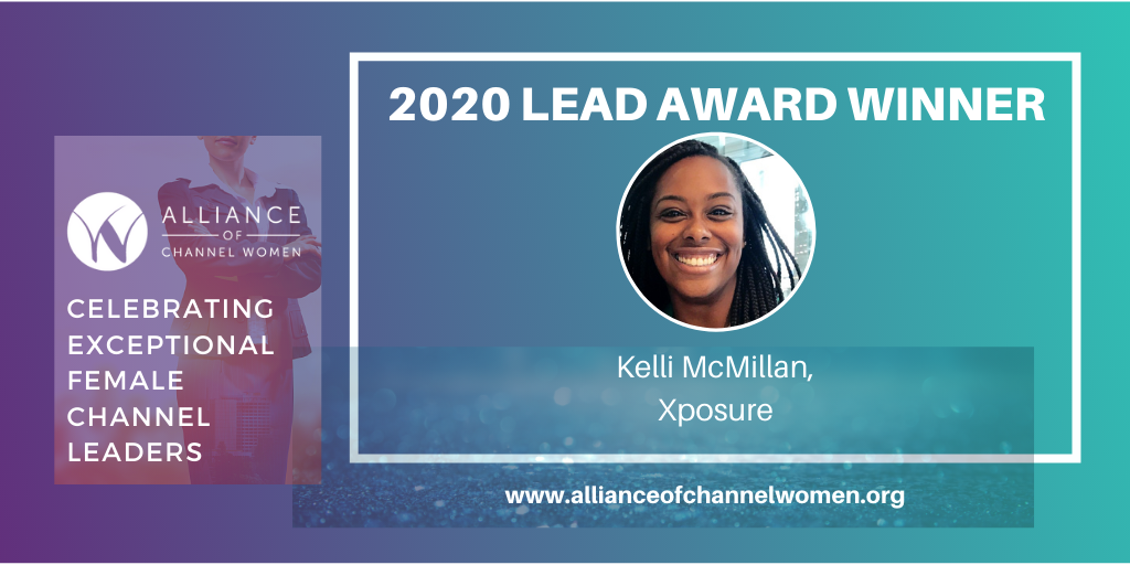 Meet 2020 LEAD Award Winner Kelli Ballou-McMillan