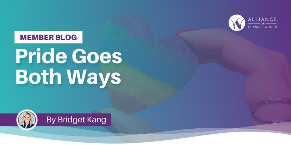 Bridget Kang Pride Goes Both Ways