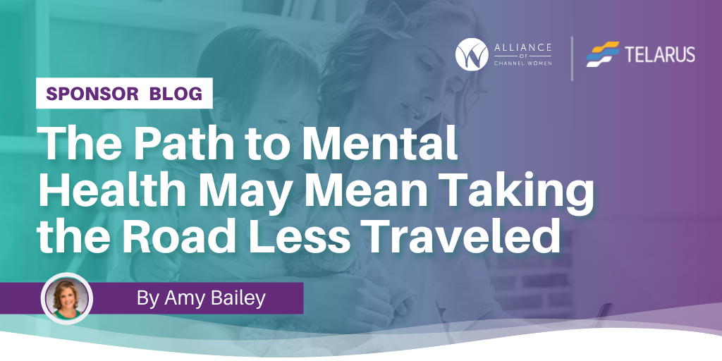 The Path to Mental Health May Mean Taking the Road Less Traveled