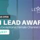 2021 LEAD Award Recognizing Women in the Tech Channel