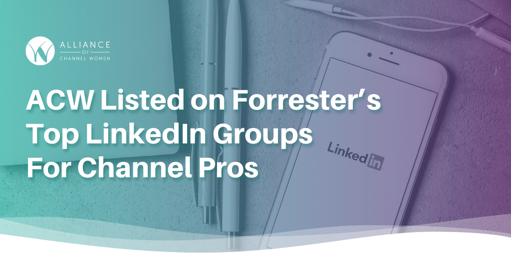 ACW Named Among Top LinkedIn Groups for Tech Channel