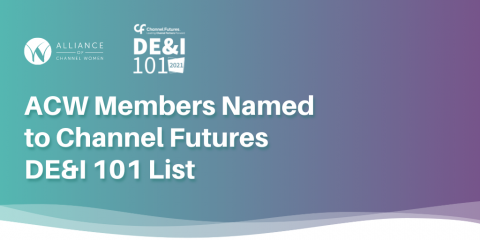 ACW Members Named to Channel Futures DE&I 101 List