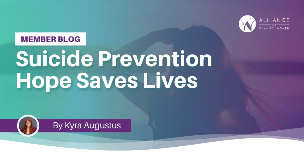 Suicide Prevention – Hope Saves Lives