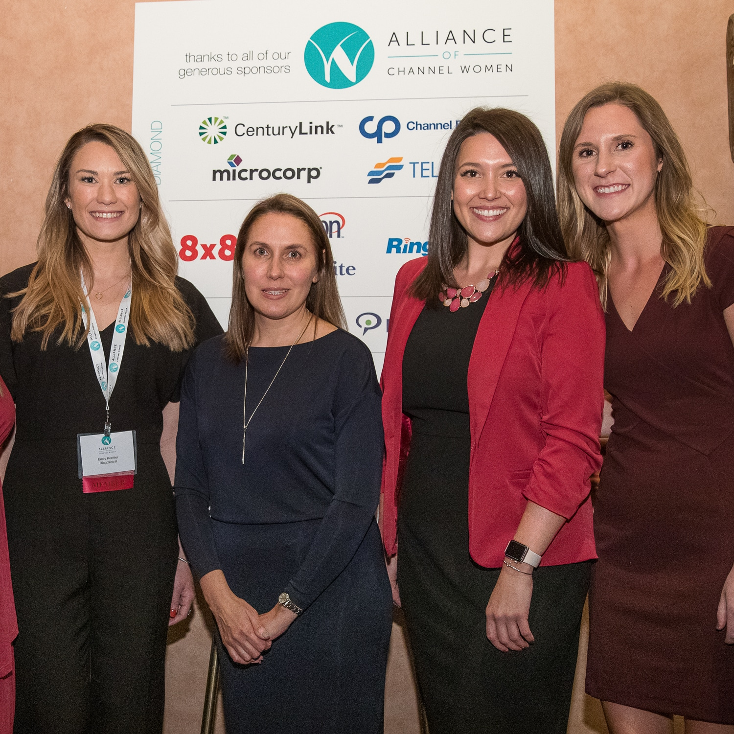 Sponsors Give Opportunities for Channel Women